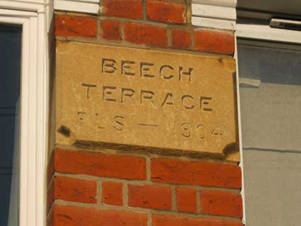 Ipswich Historic Lettering: Broom Hill Rd 8