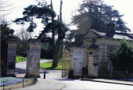 Ipswich Historic Lettering Chantry Park