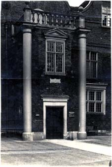 Ipswich: Christchurch Mansion 1944