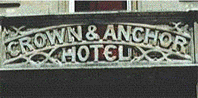 Ipswich Historic Lettering: Crown and Anchor icon