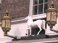 Ipswich Historic Lettering: Gt White Horse icon2