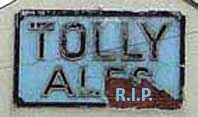 Ipswich Historic Lettering: Tolly Ales icon 2