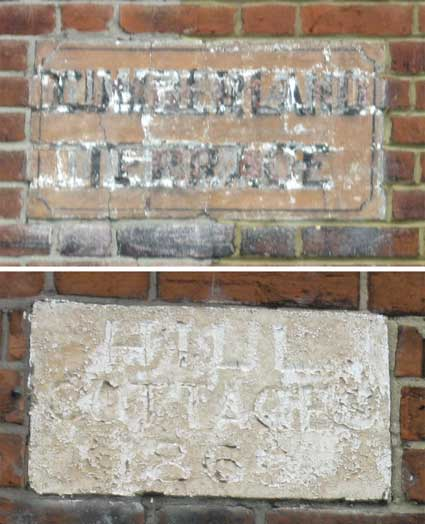 Ipswich Historic Lettering: St Judes 10